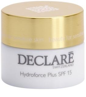 Declaré Hydro Balance зволожуючий крем для шкіри SPF 15