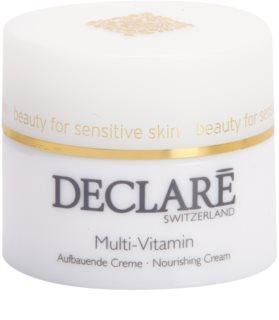 Declaré Vital Balance подхранващ мултивитаминен крем