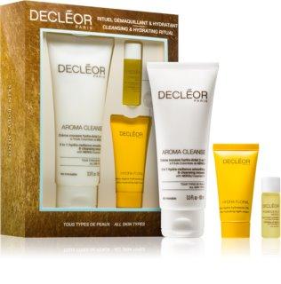 Decléor Hydra Floral Cleansing & Hydrating Ritual kozmetični set (za intenzivno hidracijo)