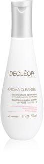Decléor Aroma Cleanse agua micelar sin parabenos