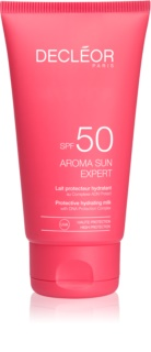 Decléor Aroma Sun Expert opaľovací krém na tvár s protivráskovým účinkom SPF 50