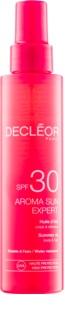 Decléor Aroma Sun Expert ulje za sunčanje za tijelo i kosu SPF 30