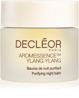 Decléor Aromessence Ylang Ylang balsam oczyszczający na noc