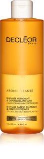 Decléor Aroma Cleanse διφασικό ντεμακιγιάζ Για  πρόσωπο και μάτια