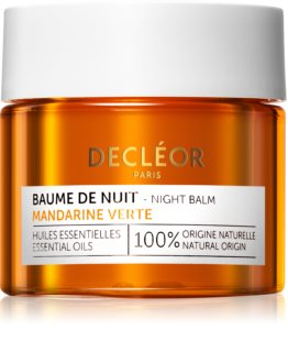 Decléor Mandarine Verte Baume de Nuit Antioxidant Night Cream With Vitamins
