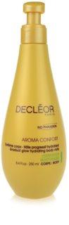 Decléor Aroma Confort γαλάκτωμα  μαυρίσματος για το σώμα