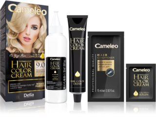 Delia Cosmetics Cameleo Omega coloration cheveux permanente