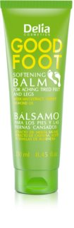Delia Cosmetics Good Foot Softening Soothing Balm for Legs