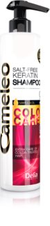 Delia Cosmetics Cameleo BB Keratin Shampoo For Coloured Or Streaked Hair
