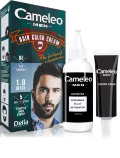 Delia Cosmetics Cameleo Men βαφή μαλλιών