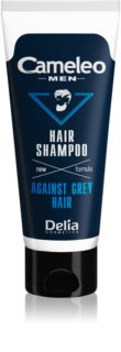 Delia Cosmetics Cameleo Men Shampoo to Prevent Dark Hair from Going Grey