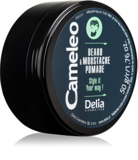 Delia Cosmetics Cameleo Men восък за брада