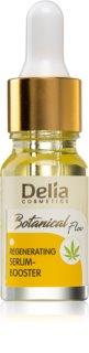 Delia Cosmetics Botanical Flow Hemp Oil siero rigenerante per pelli secche e sensibili