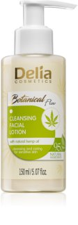 Delia Cosmetics Botanical Flow Hemp Oil Gezichtsreinigend Melk