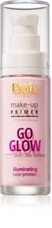Delia Cosmetics Skin Care Defined Go Glow primer illuminante e unificante viso