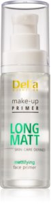 Delia Cosmetics Skin Care Defined Long Matt base de maquilhagem para aspeto mate