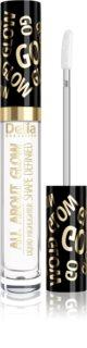Delia Cosmetics All About Glow Shape Defined tekutý rozjasňovač