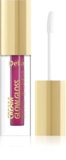 Delia Cosmetics Cream Glow Gloss Be Glamour flüssiger Lippenstift