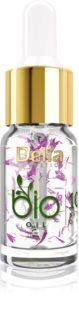 Delia Cosmetics Bio Strengthening posilující olejíček na nehty a nehtovou kůžičku