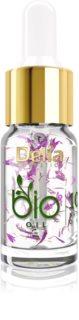 Delia Cosmetics Bio Strengthening óleo rerforçador  para unhas e cutícula excendente