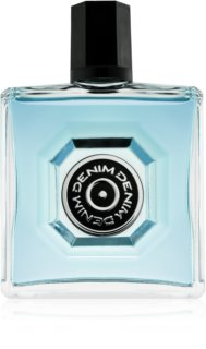 Denim Black loción after shave para hombre