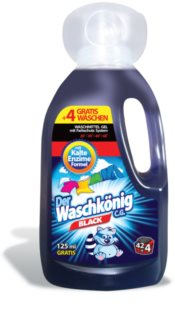 Der Waschkönig Black mosógél