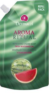 Dermacol Aroma Ritual osvěžující tekuté mýdlo náhradní náplň