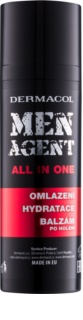 Dermacol Men Agent All in One omladzujúci gél po holení
