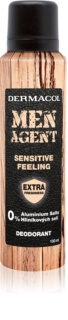 Dermacol Men Agent Sensitive Feeling dezodorant v spreji