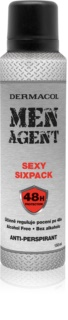 Dermacol Men Agent Sexy Sixpack anti-transpirant