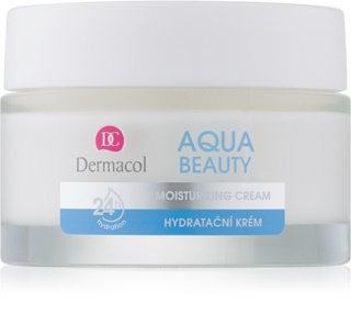 Dermacol Aqua Beauty Moisturising Cream for All Skin Types
