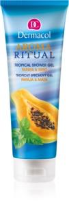 Dermacol Aroma Ritual tropický sprchový gél