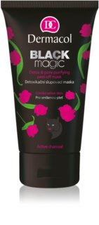 Dermacol Black Magic maschera peel-off detossinante