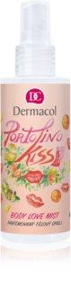 Dermacol Body Love Mist Portofino Kiss spray corporal perfumado
