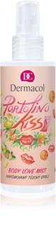Dermacol Body Love Mist Portofino Kiss парфюмиран спрей за тяло
