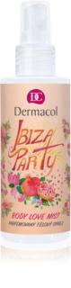 Dermacol Body Love Mist Ibiza Party spray corporal perfumado