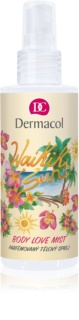 Dermacol Body Love Mist Waikiki Sun spray corporel parfumé
