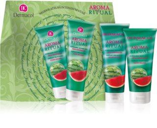 Dermacol Aroma Ritual Fresh Watermelon coffret (para corpo)