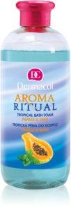 Dermacol Aroma Ritual Papaya & Mint Kylpyvaahto