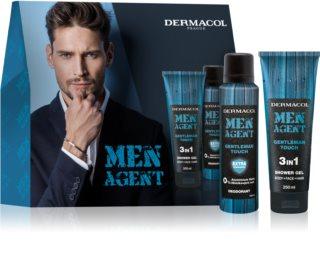 Dermacol Men Agent Gentleman Touch coffret cadeau (pour homme)
