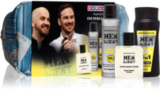Dermacol Men Agent Total Freedom coffret (para homens)