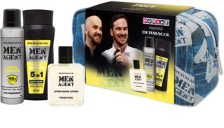 Dermacol Men Agent Total Freedom poklon set (za muškarce)
