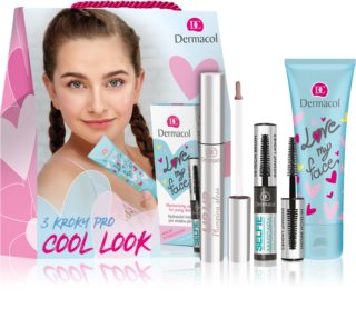 Dermacol Love My Face coffret (para mulheres)