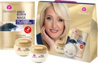 Dermacol Gold Elixir darčeková sada (pre ženy)