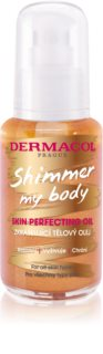 Dermacol Shimmer My Body Velvety Body Oil with Glitter