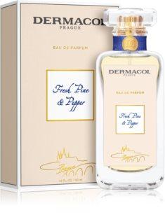 Dermacol Fresh Pine & Pepper eau de parfum unissexo