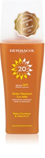 Dermacol Sun Water Resistant Water Resistant Sun Milk Medium Sun Protection