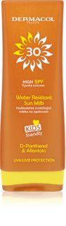 Dermacol Sun Water Resistant vodeodolné mlieko na opaľovanie SPF 30