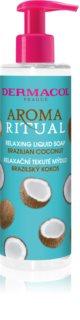 Dermacol Aroma Ritual Brazilian Coconut sapone liquido