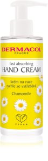 Dermacol Super Care Chamomile krema za roke, ki se hitro absorbira